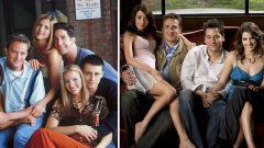 F.R.I.E.N.D.S vs  How I Met Your Mother:  что объединяет сериалы-двойняшки из соседних эпох