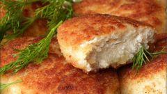 Как приготовить котлеты из куриного фарша: рецепт