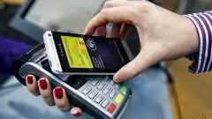 Как оплачивать покупки с помощью смартфона