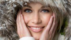 Как ухаживать за кожей лица в зимний период