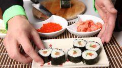Как похудеть с суши-диетой