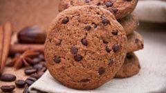 Как приготовить шоколадное песочное печенье