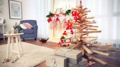 Как сделать новогоднюю елку своими руками: 10 оригинальных идей