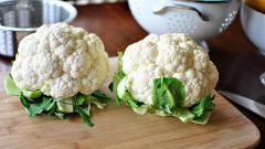 Как приготовить цветную капусту в духовке: вкусный рецепт