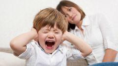 Как успокоить ребенка, если у него истерика