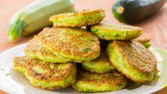 Как приготовить оладьи из кабачков: вкусный рецепт