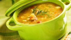 Как приготовить гороховый суп: быстрый рецепт