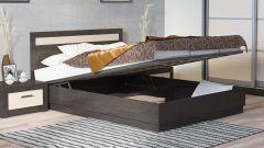 Чем удобна кровать с подъемным механизмом