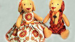Как сшить одежду для игрушки