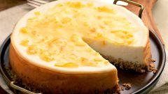 Как готовить легкий банановый чизкейк