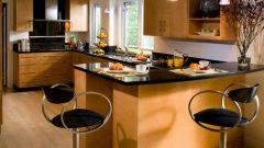 Какие бывают барные стулья для кухни