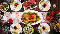 Какие блюда должны быть на столе в Новый 2018 год