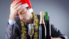 Как не уйти в запой на Новый год
