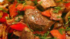 Как вкусно приготовить говядину в кисло-сладком соусе