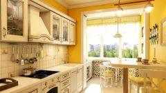 Как объединить кухню с балконом: варианты дизайна