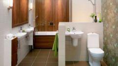 Как оформить интерьер ванной комнаты, совмещенной с туалетом