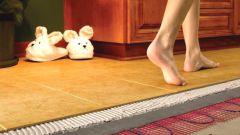 Теплый пол под плитку: какой лучше