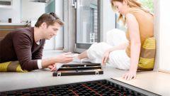 Как сделать теплый пол под ламинат на деревянный пол