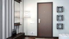 Как сделать железную дверь своими руками