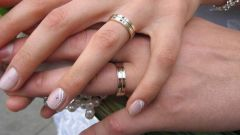 На каком пальце носят обручальное кольцо