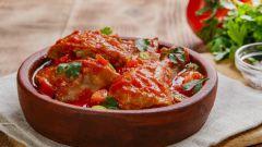 Как вкусно приготовить чахохбили из курицы