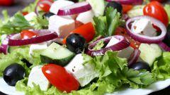 Как вкусно приготовить салат «Греческий»