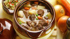 Как сварить суп в горшочках в духовке