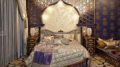 Как обустроить спальню в восточном стиле