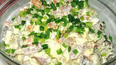 Какой салат можно сделать из селедки
