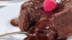 Как приготовить вкусный шоколадный кекс