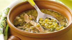 Как приготовить гороховый суп: два вкусных рецепта