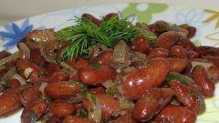 Как вкусно приготовить лобио из красной фасоли