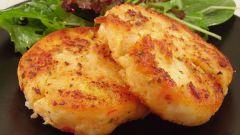 Как приготовить сочные рыбные котлеты