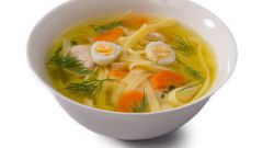 Как быстро приготовить суп-лапшу с курицей: пошаговый рецепт