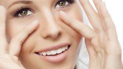 Как избавиться от белых точек под глазами