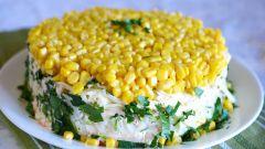 Какой салат можно приготовить из шпрот