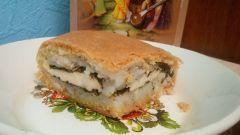 """Как сделать вегетарианский """"рыбный"""" пирог"""