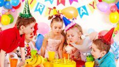 Что приготовить на детский День рождения