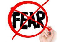 Какие есть способы борьбы со страхом