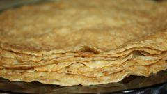 Как приготовить тонкие картофельные блинчики