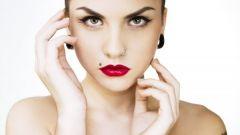 Как делать пирсинг над верхней губой
