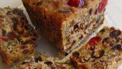 Как приготовить постный пирог с сухофруктами