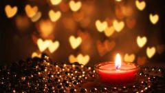 Как устроить любимому романтический вечер