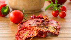 В какие блюда кладут сушеные помидоры
