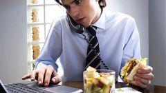 Как правильно питаться при сидячем образе жизни
