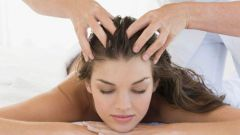 Как делать массаж головы для волос