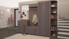 Шкафы-купе для прихожих - что нужно знать о наполнении и планировке этой мебели