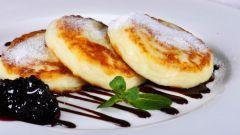 Как приготовить нежные сырники из творога в духовке