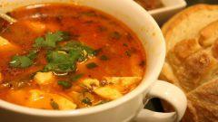 Как приготовить мексиканский суп по-веракрусски