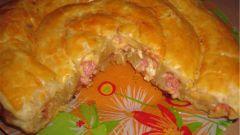 Как приготовить сырный пирог в форме улитки
